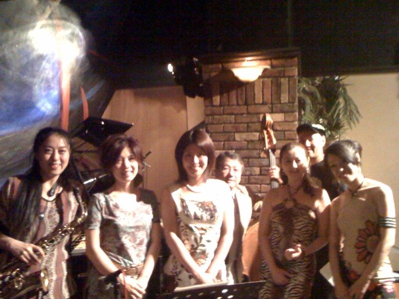 サテンドール〜jazz vocal night<br />  〜