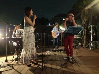 越谷 水辺の音楽会